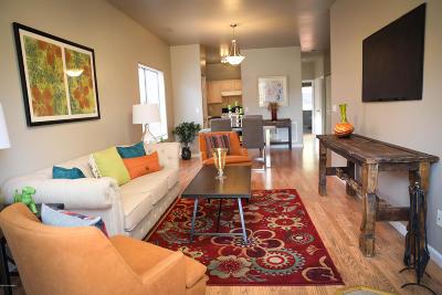 Sedona Condo/Townhouse For Sale: 255 Fairway Oaks Drive #B