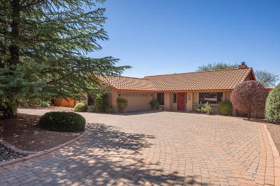 Sedona Single Family Home Pending - Take Backup: 105 Saddlerock Lane