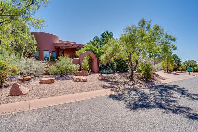 Sedona Single Family Home For Sale: 10 Sandstone Drive