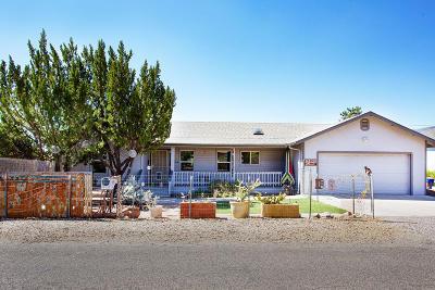 Cottonwood Single Family Home For Sale: 2193 S Arrowhead Lane