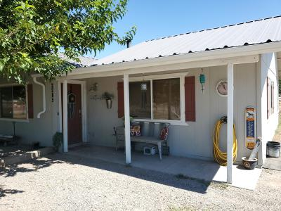 Camp Verde Single Family Home For Sale: 2285 S Squaw Peak Rd