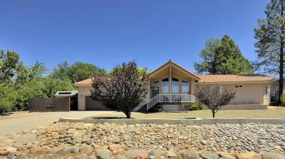 Sedona Single Family Home For Sale: 146 Doodlebug Rd