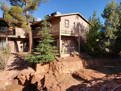 Sedona Condo/Townhouse For Sale: 95 E Cortez Drive #101