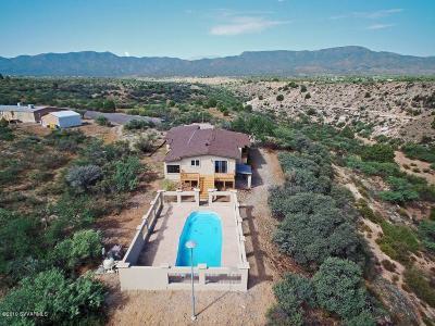 Cottonwood AZ Single Family Home For Sale: $319,000
