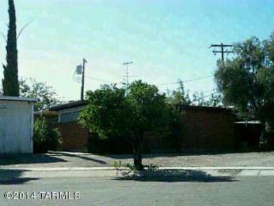 Tucson AZ Single Family Home Sold: $100,000