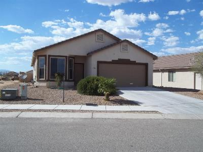 Benson AZ Single Family Home Sold: $132,500