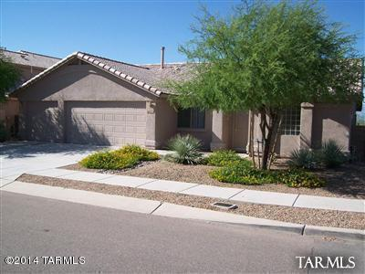 Tucson AZ Single Family Home Sold: $225,000