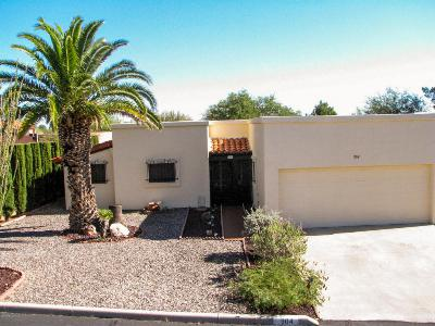 Green Valley AZ Townhouse Closed: $135,500