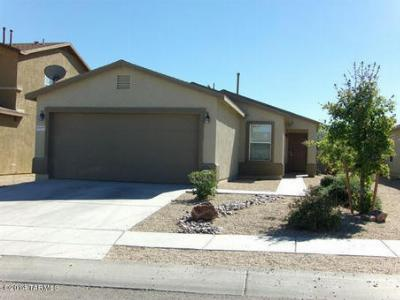 Sahuarita AZ Single Family Home Sold: $124,900