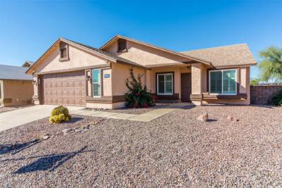 Tucson AZ Single Family Home Sold: $182,900