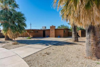 Tucson AZ Single Family Home Sold: $134,900