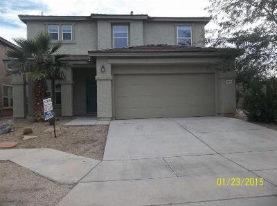 Tucson AZ Single Family Home Sold: $188,500
