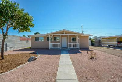 Tucson AZ Single Family Home Sold: $107,900