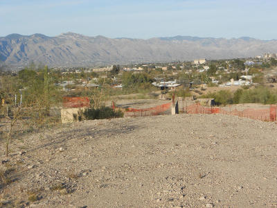 Tucson Residential Lots & Land Active Contingent: 211 S Sentinel Peak Road