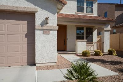 Sahuarita AZ Single Family Home Closed: $275,000
