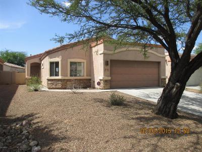 Sahuarita AZ Single Family Home Closed: $139,900
