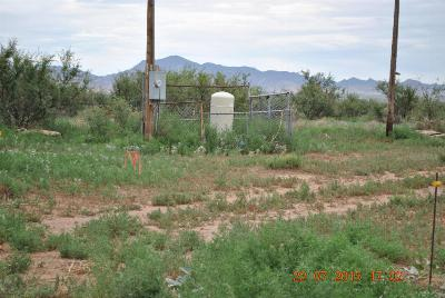 Willcox Residential Lots & Land For Sale: Hardy Road