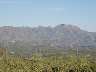 Tubac Residential Lots & Land For Sale: Aliso Springs Road