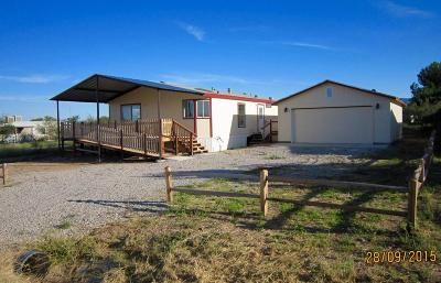 Benson AZ Manufactured Home Sold: $75,000
