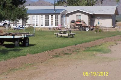 Willcox Single Family Home For Sale: 5774 N Atwood Road