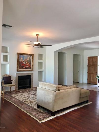 Single Family Home For Sale: 6305 N Via Jaspeada