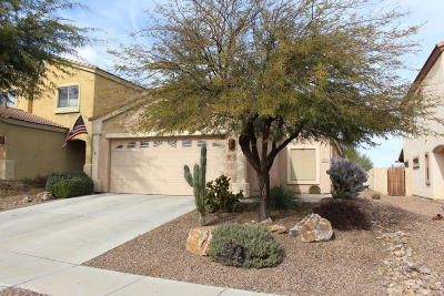 Sahuarita AZ Single Family Home Sold: $144,500