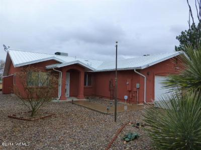 Single Family Home For Sale: 300 N Dale Road