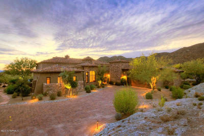 Oro Valley Single Family Home For Sale: 14551 N Shaded Stone Place