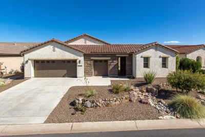 Oracle Single Family Home For Sale: 32053 S Bighorn Drive