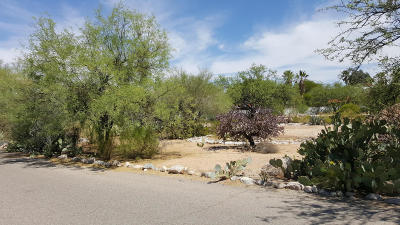 Residential Lots & Land Active Contingent: 6655 N Oracle Road