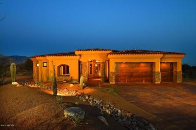 Oro Valley Single Family Home For Sale: 11911 N Mesquite Sunset Place