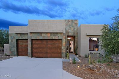 Oro Valley Single Family Home For Sale: 11840 N Mesquite Sunset Place