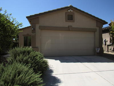 Pima County, Pinal County Single Family Home Active Contingent: 7536 E Fair Meadows Loop