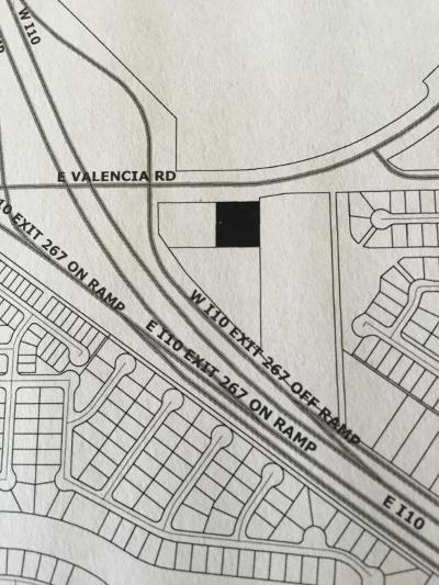 Residential Lots & Land For Sale: 5030 E Valencia Road