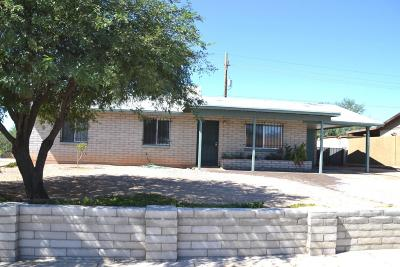 Tucson Single Family Home Active Contingent: 15667 N Twin Lakes Place