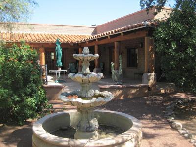 Marana Single Family Home Active Contingent: 34310 E Grand Valley Drive
