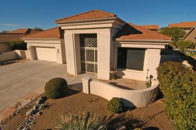 Saddlebrooke Single Family Home For Sale: 37660 S Desert Sun Drive
