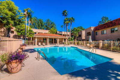 Tucson Single Family Home Active CAPA: 5750 N Camino Esplendora Road #118