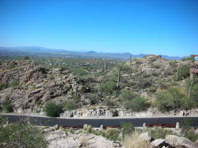 Tucson Residential Lots & Land For Sale: 6820 N Hole In The Wall Way #37