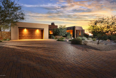 Dove Mountain Resort (1-153) Single Family Home For Sale: 6385 W Sunlit Bridge Place