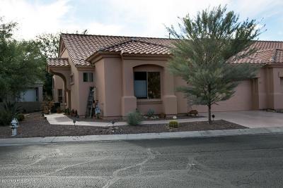 Vistoso Village Townhouse For Sale: 13401 N Rancho Vistoso Boulevard #269