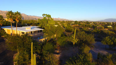 Tucson Single Family Home For Sale: 4991 E Via Nuez