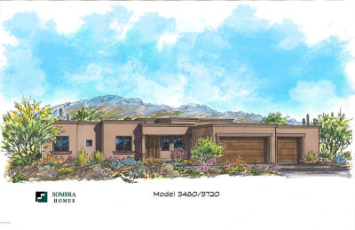 Corona de Tucson Single Family Home Active Contingent: 9429 E Woolly Butterfly Court