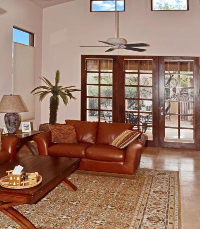 Single Family Home For Sale: 2608 E Via Corta Dei Fiori