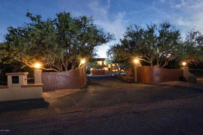 Tucson Single Family Home For Sale: 11550 E Sneller Vista Drive