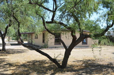 Tucson Single Family Home For Sale: 10700 E Tanque Verde Road #1
