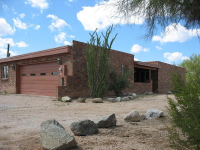 Tucson AZ Single Family Home For Sale: $277,000