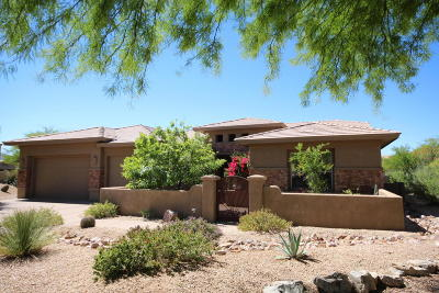 Single Family Home Active Contingent: 13791 N Javelina Springs Drive