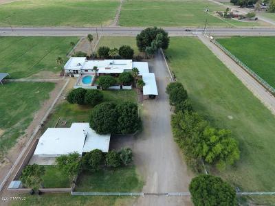 Marana Single Family Home For Sale: 13660 W Kirby Hughes Road