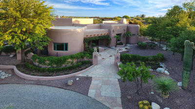 Tucson Single Family Home For Sale: 8560 E Shadow Side Place